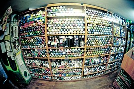 The first graffiti shop in Russia was opened in 1992 in Tver