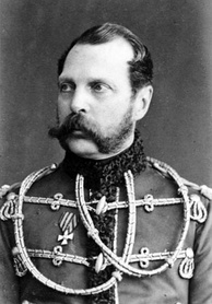 Tsar Alexander II,  also known as Alexander the Liberator, was the Emperor of the Russian Empire from 3 March 1855 until his assassination in 1881