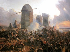The Combat of Mouscron, 29 April 1794.[citation needed]