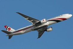 Biman is the largest airline based in the Bengal region