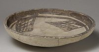 Bowl; mid 6th–5th millennium BC; cermaic; 5.08 cm; from the Ubaid period