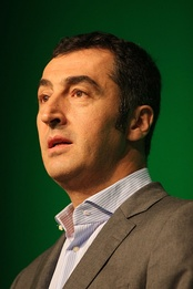 Cem Özdemir is co-chairman of the Green Party and one of those who proposed to recognize the Armenian Genocide.[168]