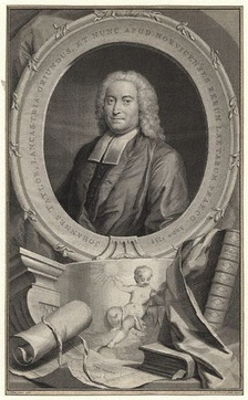 John Taylor, 1745 engraving by John Theodore Heins