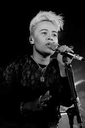 Emeli Sandé reached number-one in February 2012 with her debut album, Our Version of Events——which spent a total of ten non-consecutive weeks at the summit; including one as the Christmas number-one.