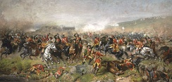 July 12: Battle of Aughrim.