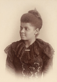 Ida B. Wells exposed lynching in the early 1890s to an international audience