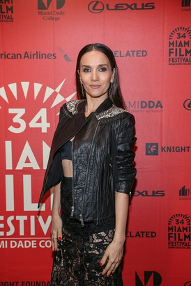 Natalia Oreiro, actress, singer and fashion designer