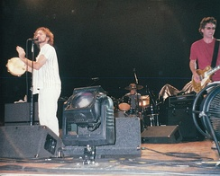 Pearl Jam in Columbia, Maryland on September 4, 2000