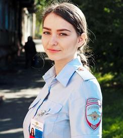 Летняя форменная одежда рядового сотрудника полиции МВД России