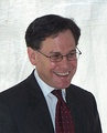 Sidney Blumenthal (BA, 1969) is a journalist and political operative known for his association with President Clinton.