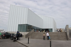 Turner Contemporary opened in April 2011