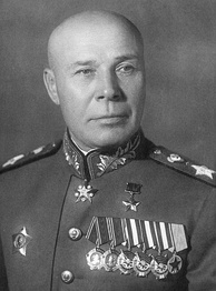 Marshal Timoshenko (born in the Budjak region) commanded numerous fronts throughout the war, including the Southwestern Front east of Kiev in 1941.