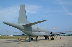 Maritime patrol aircraft to detect submarines using Magnetic Anomaly Detector (MAD) (Dassault Atlantique 2)