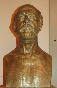 Bust of Auguste Perret