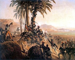 Jefferson feared a violent slave revolt, that was taking place in Haiti, could spread into the United States