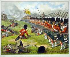 93rd Sutherland Highlanders at the Battle of Alma