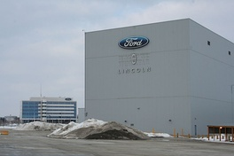 Ford Oakville plant and Ford Canada Head Office