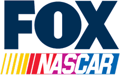 Fox NASCAR vertical logo (2015-2016)