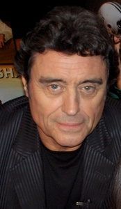 Ian McShane, Best Actor in a Television Series – Drama winner