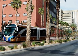 Regional Transportation Commission (RTC) provides public transportation