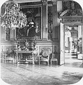 State rooms of the Tuileries Palace before 1871 - Salon Louis XIV