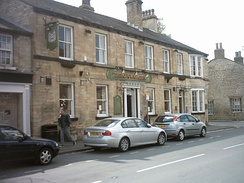 The Crown Hotel in 2009