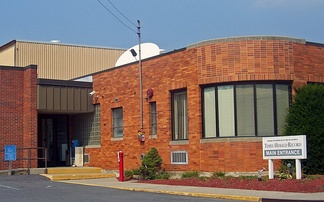 Times Herald-Record′s main offices in Middletown