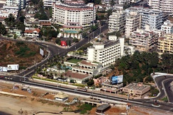 Visakhapatnam is an important commercial hub of the state