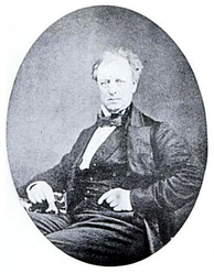 William Porter, Attorney-General, liberal statesman, writer of the Cape Constitution and a proponent of the Qualified Franchise