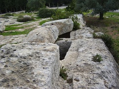Tombs of the Maccabees, Modi'in, Israel