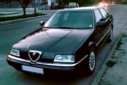 Alfa Romeo 164 (second series)