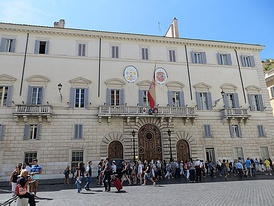 Spanish embassy to the Holy See and the Sovereign Military Order of Malta in Rome