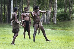 Aboriginal Australians own about 49% of the Northern Territory's land