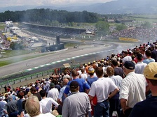Special events are commonly held before the Grand Prix.
