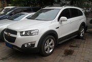 Chevrolet Captiva (facelift)