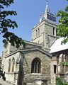 Church of St Mary, Aylesbury – Grade I architecture[72]