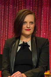 Elisabeth Moss, Outstanding Lead Actress in a Drama Series winner