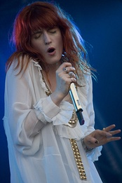 Florence and the Machine had the first new number-one album of the decade with their debut album Lungs—topping the chart again in November 2011 with Ceremonials and then for a third time in June 2015 with How Big, How Blue, How Beautiful.