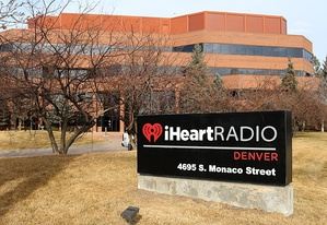 iHeartRadio's offices and studios in Denver, Colorado, which houses KTCL, KPTT, KBCO, KRFX, KOA, KBPI, KHOW, KDFD, and KWBL