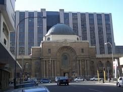 The local seat of the Gauteng Division in Johannesburg