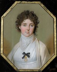 Emma Hamilton in 1800 portrait owned by Nelson.