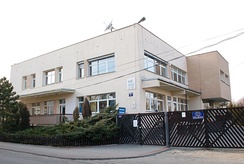 Willy-Brandt-Schule in Warsaw