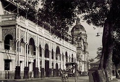 The opening of Philippine trade to the world gave rise to business and imposing edifices that made Manila the 'Paris of Asia'. La Insular Cigar Factory is one of the most popular.
