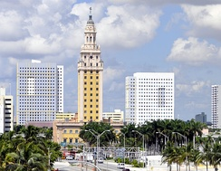 Miami's Freedom Tower