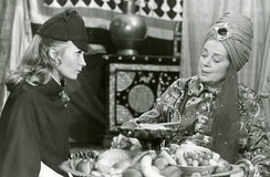 With Juliet Mills as a guest star on Nanny and the Professor (1971)