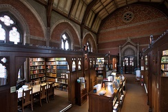 Keble Library