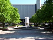 The Sacramento State library
