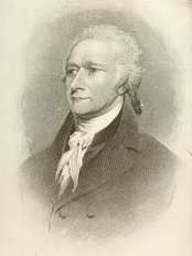 Alexander Hamilton founded the Post in 1801