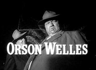 Welles as corrupt police captain Hank Quinlan in Touch of Evil (1958)