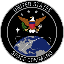 Emblem of the United States Space Command